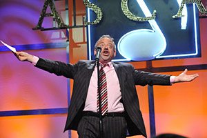 Marc Shaiman can\'t stop the beat. (photo by Lester Cohen/Wireimage.com courtesy of ASCAP)
