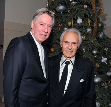 Alan Silvestri and Bill Conti
