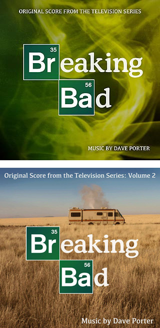 'Breaking Bad' Albums