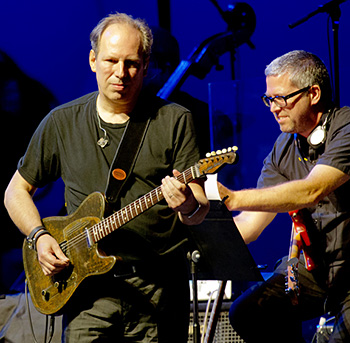 Hans Zimmer and John Powell