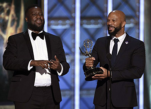 Robert Glasper and Common