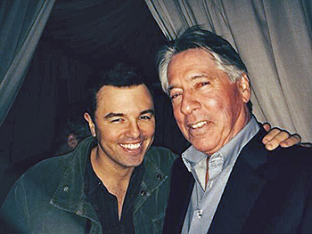 Seth MacFarlane and Alan Silvestri