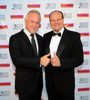 John Debney and Conrad Pope