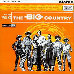 The Big Country album cover