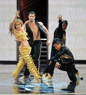 Emmy Dancers