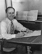 David Raksin, 1940s