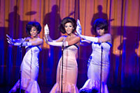 Anika Noni Rose, Beyonce Knowles and Jennifer Hudson in
