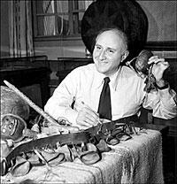 Tiomkin, 1951 (photograph by Ernest Bachrach, RKO)