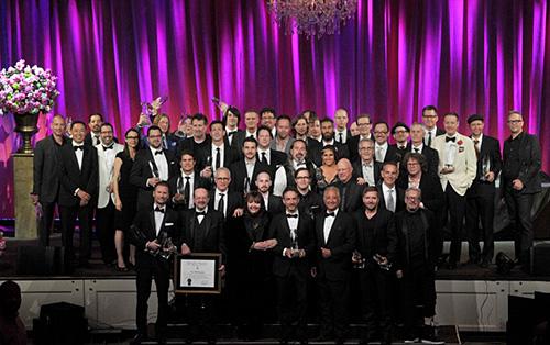 The 2014 BMI Film/TV Award winners