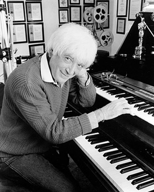 Jerry Goldsmith c. 1980s