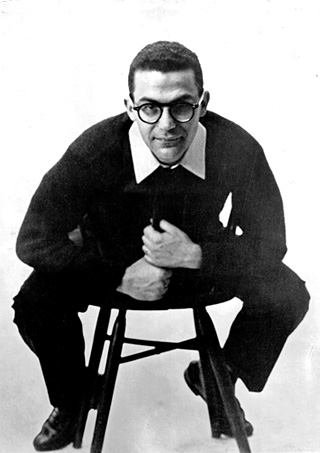 John Strauss, 1950s