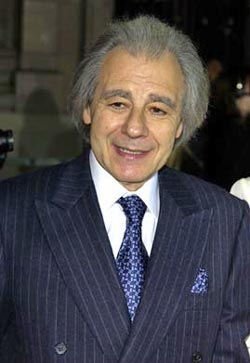 Lalo Schifrin, composer (photograph by Steve Granitz)