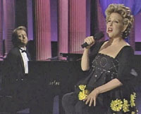 Shaiman &amp; Midler on The Tonight Show