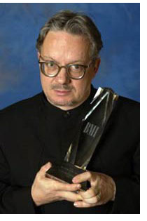 Mark Mothersbaugh with BMI Award