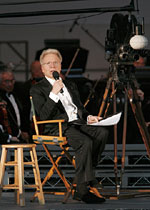Conductor John Mauceri gives the backstory on bringing the Sunset Blvd. film score and screenplay to the stage.